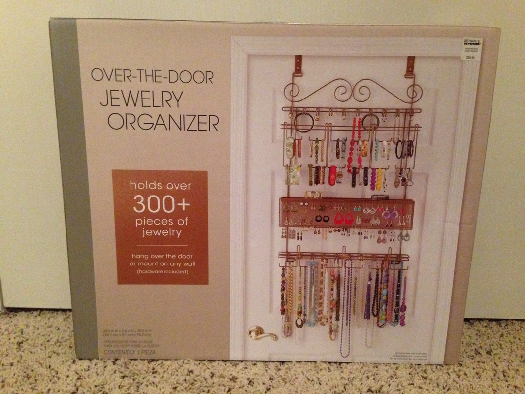 Jewelry Organizer Sugar Rush Wonderland